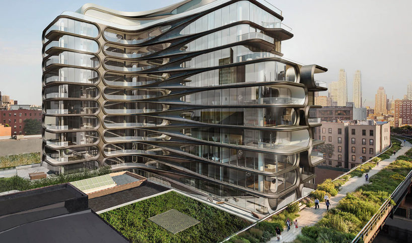 luxury Zaha Hadid Condominium